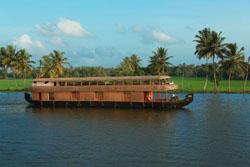 Kerala Honeymoon Houseboat